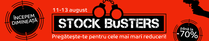 Stock Busters eMag August