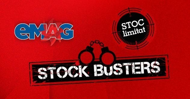 Reduceri si promotii eMAG Stock Busters 2019