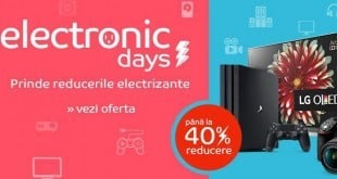 eMAG Electronic days ianuarie 2019