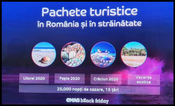 Pachete turistice Romania si strainatate